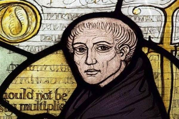 Английский монах и рукопашный бой